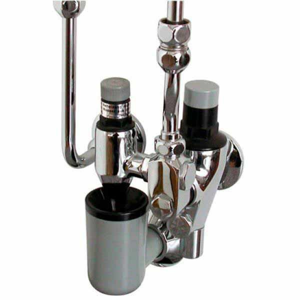 Boiler Anschlussgruppe mit Druckminderer GS 221