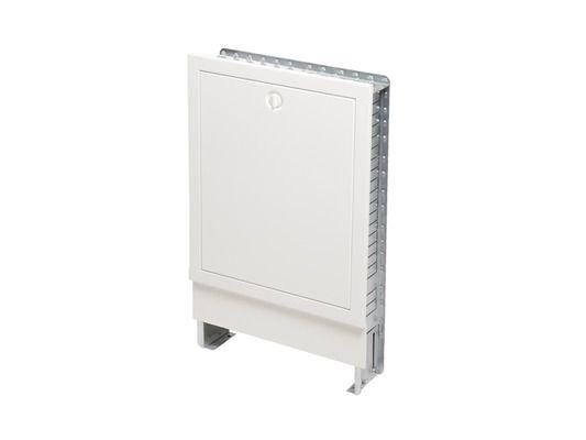 Tece Verteilerschrank Unterputz flach für bis zu 8 Heizkreise 750 mm