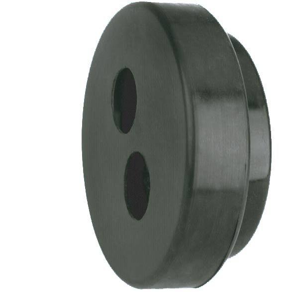 Austroflex Gummi-Endkappe für Fernwärmerohe mit Außenmantel 200 mm 2x50 mm