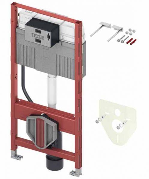 TECE Montagegestell für Wand WC 1120 mm Ansicht vorne