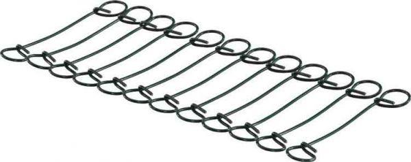Uponor Mattenbinder 80 mm zur Befestigung an Stahlmatte