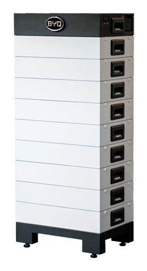 BYD Photovoltaik Speicher H10,2