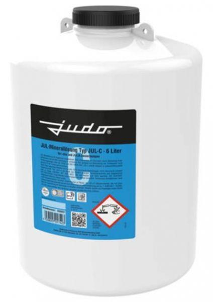 Judo Minerallösung JUL C 6 Liter