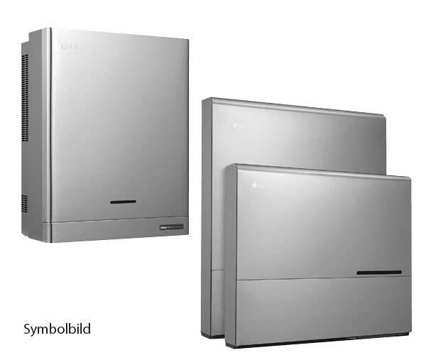 LG ESS Home 8.0 Speicherset mit Hybridwechselrichter