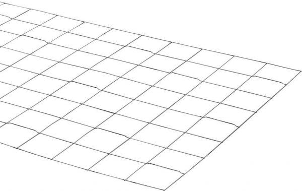 Uponor Classic Trägermatten für Fußbodenheizung Verlegeabstand 15 cm