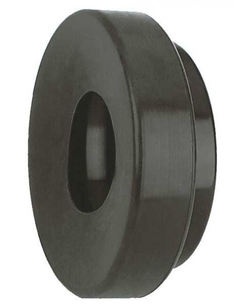 Austroflex Gummi-Endkappe für Fernwärmerohr 125mm für 1x32 mm