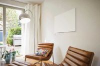 Vaillant Infrarot Heizkörper 1200 Watt im Wohnzimmer
