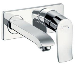 Hansgrohe Metris Sichtteil für Waschtisch Unterputz-Einhandmischer Ausladung 165mm verchromt, 31085