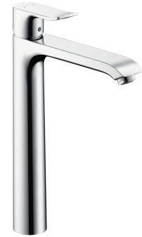 Hansgrohe Metris Waschtisch Einhandmischer 260 erhöht Standfuss 254mm verchromt 31082