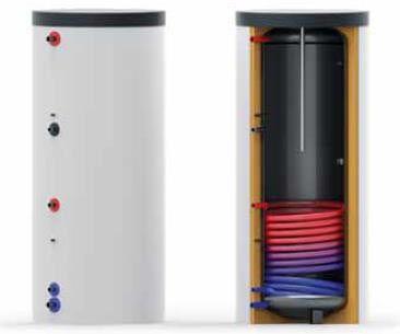 Warmwasser Standspeicher 400 Liter