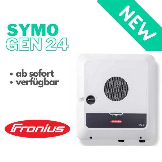 Fronius-Gen-24-Wechselrichter