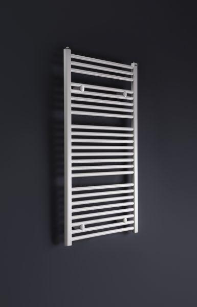 Bad-Heizkörper 1800X900 mm weiß mit Mittelanschluß