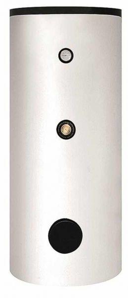 Ditech Warmwasser Standspeicher 300-500 Liter 1 Register Farbe silber