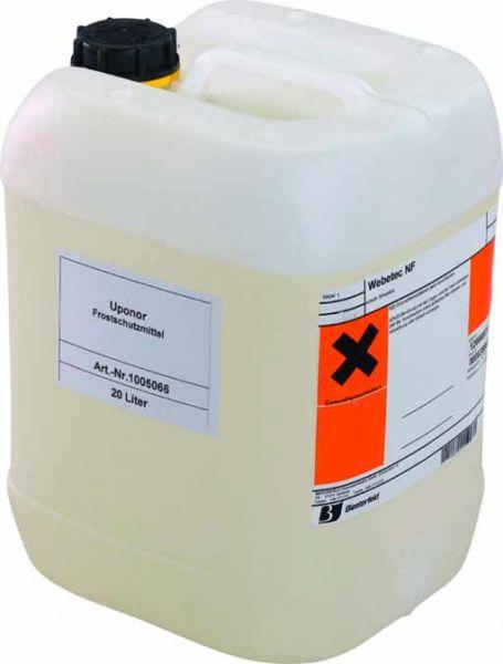 Uponor Estrichzusatz 20 Liter Kanister