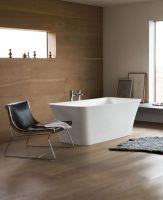 Freihstehende Badewanne