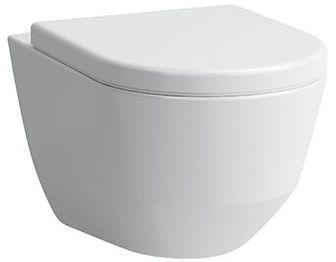 Laufen 2095.9 Wand-Flachspül-WC PRO weiss